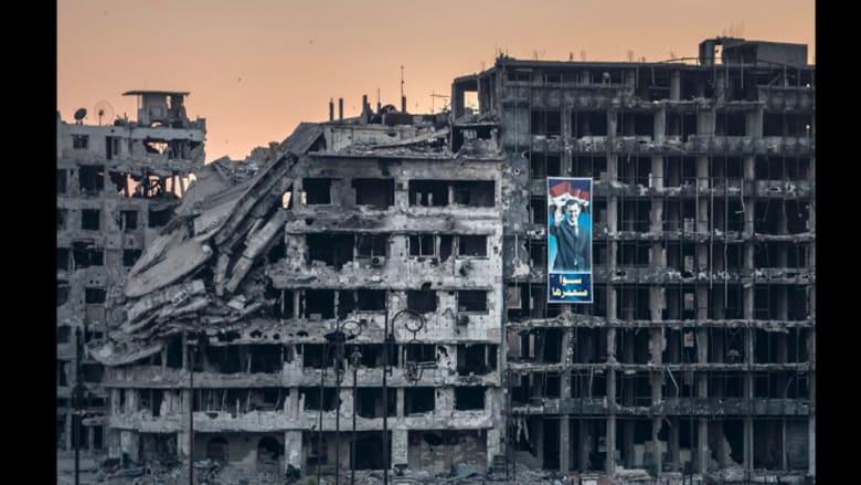 """شاهد """"سوريا الأسد"""" بعدسة هذا المصوّر الروسي"""