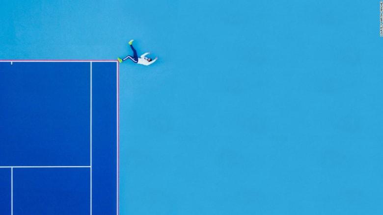 """الفائزون بمسابقة """"Dronestagram"""" لعام 2017"""