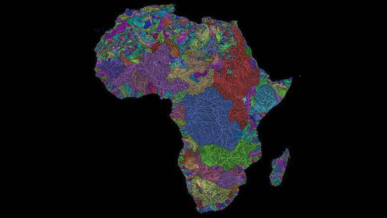 ليست خريطة العالم.. ماذا قد تكون هذه الخرائط المضاءة؟