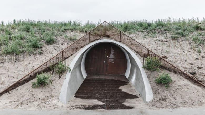 """ادخل إلى هذا """"القبو"""" النازي من الحرب العالمية الثانية"""
