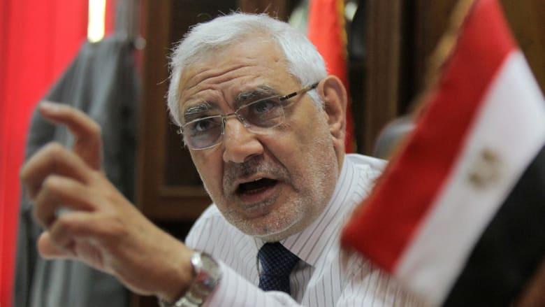 أبو الفتوح: تصفية الشباب المختفين قسرياً يخدم الإرهاب ويعرض مصر لمزيد من الخسائر
