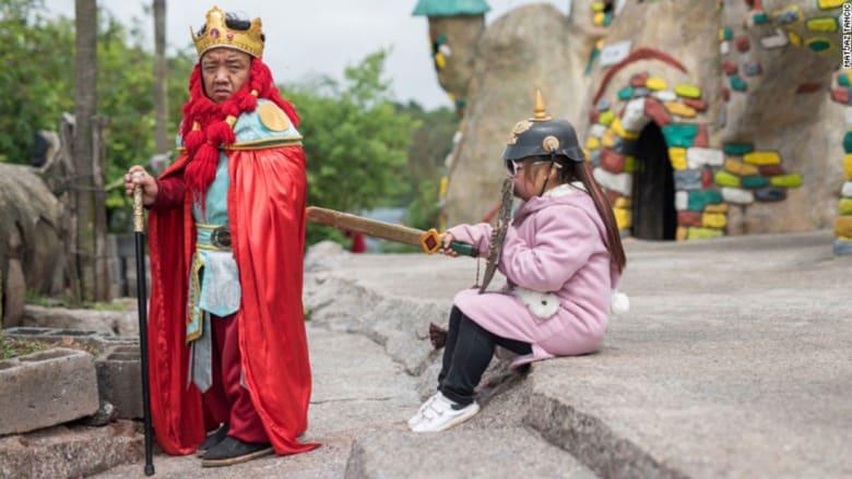 """ادخل إلى مملكة """"الأقزام"""" وتعرّف إلى سكانها"""