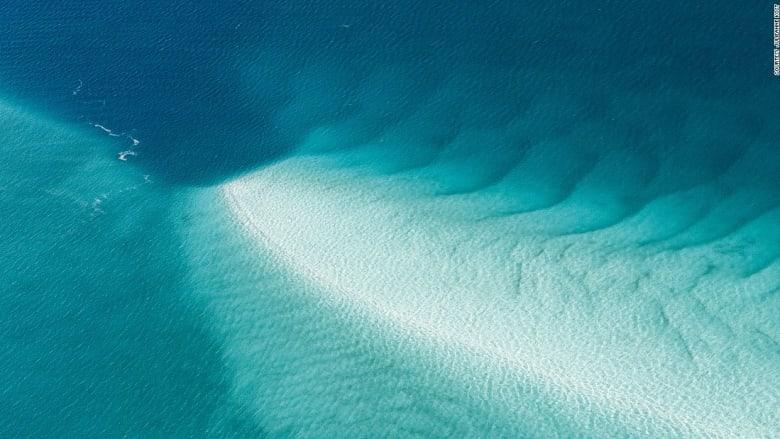 هكذا تبدو الأرض..من نافذة الطائرة