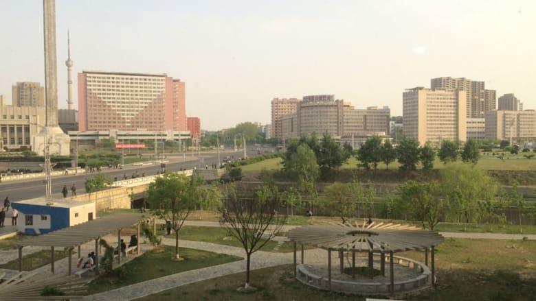 شاهد..أرقى الشقق السكنية في كوريا الشمالية