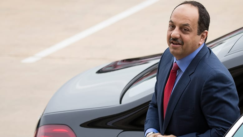 """وزير الدفاع القطري يطالب دول المقاطعة بـ""""الاعتذار"""" ورفع """"الحصار"""" والتوجه للحوار"""