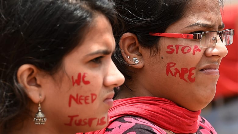 كامليا انتخابي فرد لـCNN: الاغتصاب في الهند قد يكون إرثاً ثقافيا