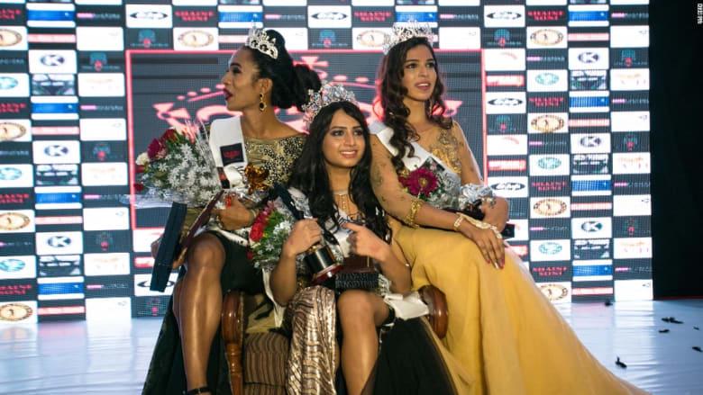 الهند تقيم أول مسابقة جمال للمتحولين جنسياً