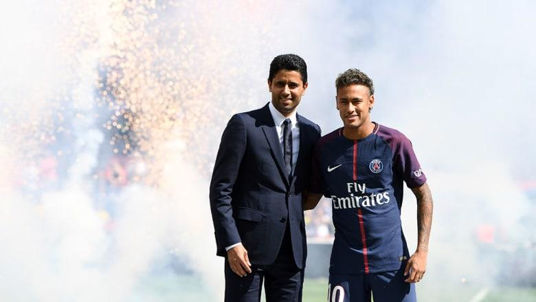 الاتحاد الأوروبي لكرة القدم يحقق في صفقات باريس سان جيرمان