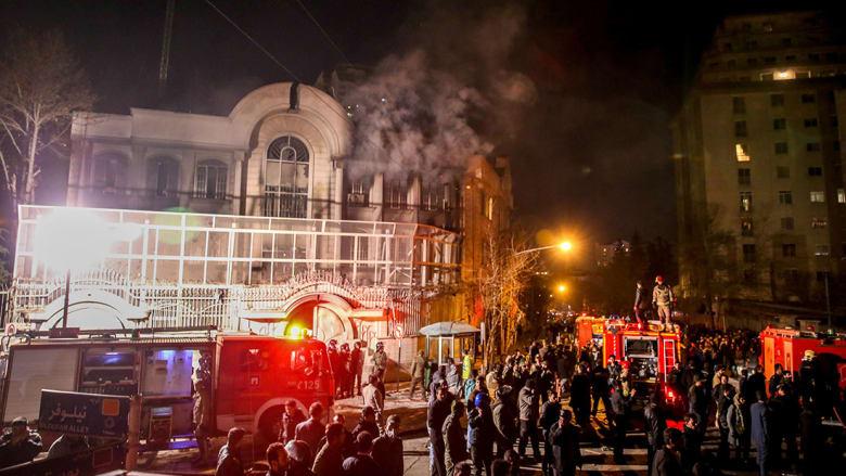 إيران: زيارات متبادلة مع السعودية قريباً لتفقد المقرات الدبلوماسية