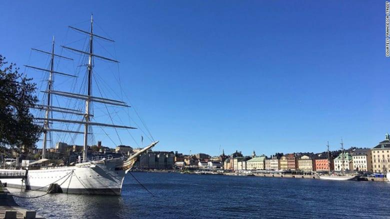 كيف تحولت سفينة من القرن الـ 19 إلى نزل في القرن الـ21؟