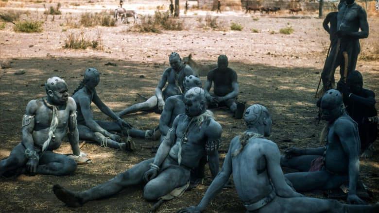 قبائل النوبة في السودان كما لم ترها من قبل