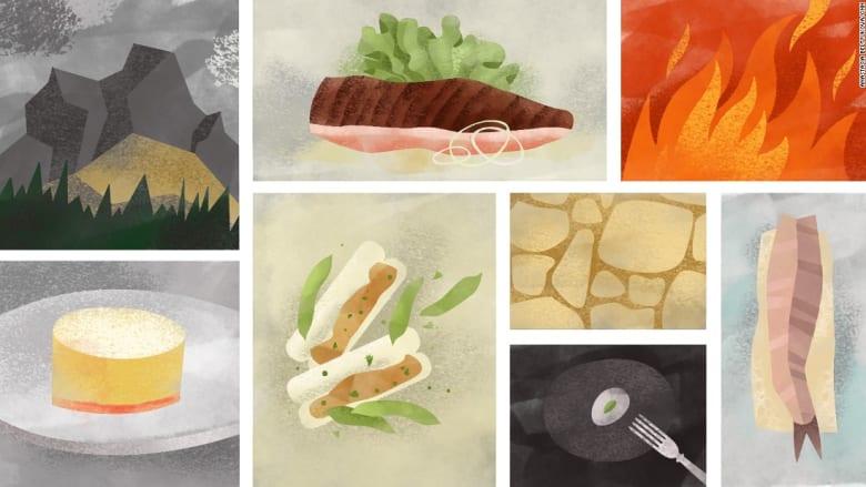 ست وجبات رائعة من حول العالم لا تكرر مرتين في العمر