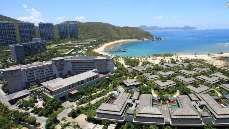 هاواي الصين ودبي الشرق.. توأمان في مدينتين
