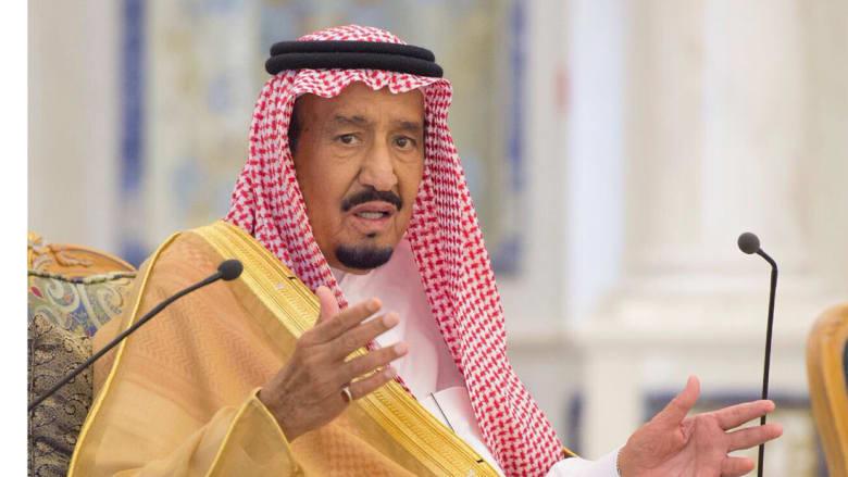 الملك سلمان يكرم المنتخب السعودي بعد تأهله إلى كأس العالم 2018
