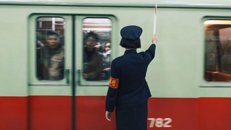 جولة سرية داخل أعمق أنظمة النقل في العالم..بكوريا الشمالية