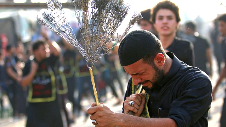 بالصور.. عاشوراء في العراق