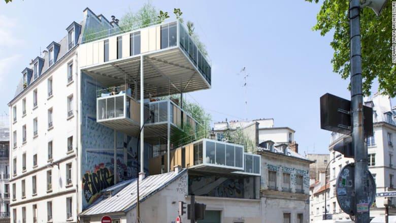 """لماذا يتّجه المهندسون إلى العمارة """"الطفيلية""""؟"""
