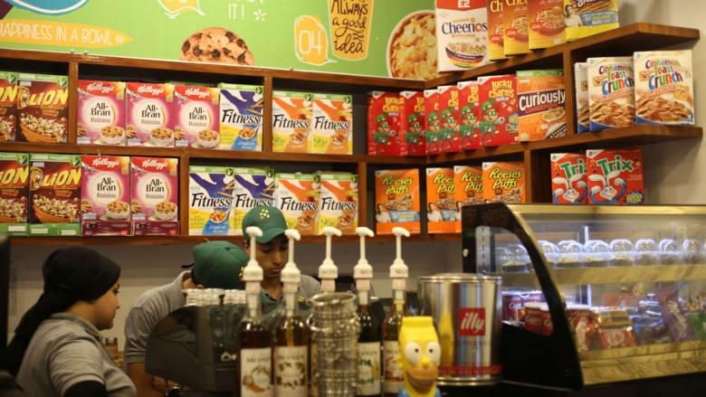 """هل يحل """"الكورن فليكس"""" مكان الفول والطعمية بمصر؟"""