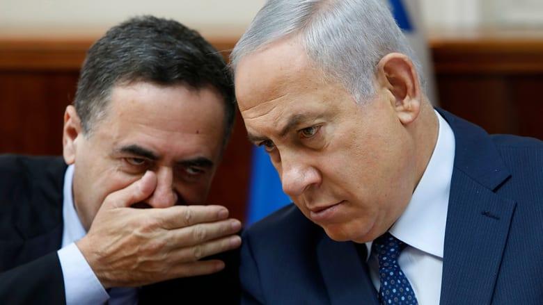 وزير المخابرات الإسرائيلي: حماس ما زالت مصدر تهديد.. واتفاق المصالحة مجرد غطاء