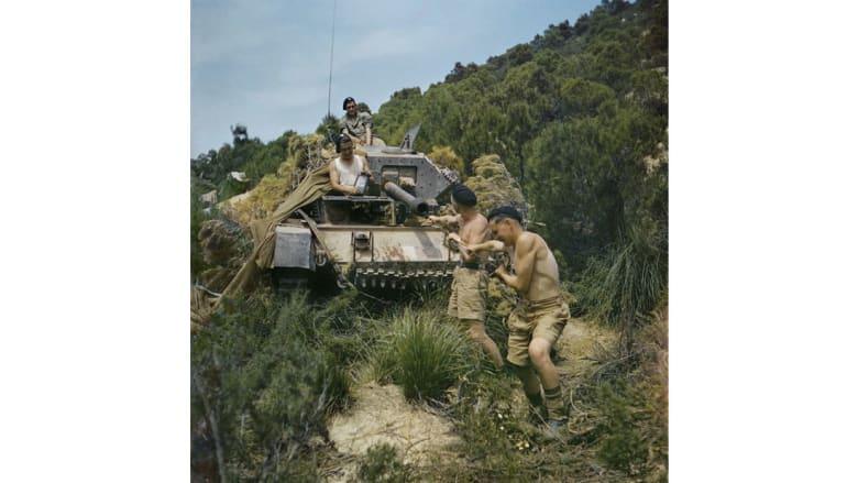 شاهد صوراً نادرة وثّقت الحرب العالمية الثانية
