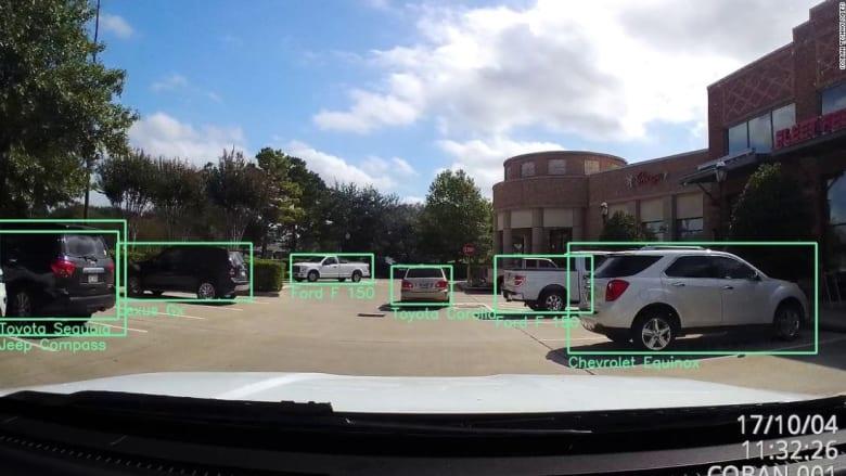 هل ستتمكن سيارات الشرطة المستقبلية من تحديد المشتبه بهم وحدها؟