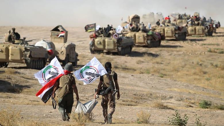مصدر مقرب من رئيس وزراء العراق ردا على تليرسون: مقاتلو الحشد عراقيون