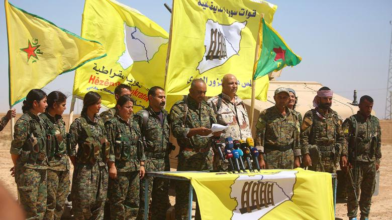 قوات سوريا الديمقراطية لـCNN: طردنا داعش من أكبر حقل نفطي