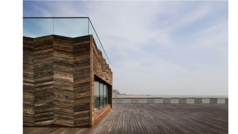 هذه هو أفضل مبنى جديد في بريطانيا