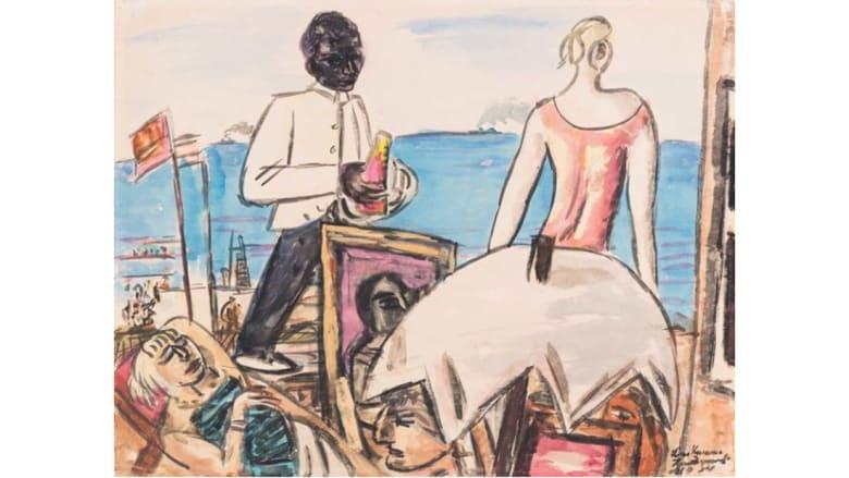 كنوز فنية اختفت منذ الحقبة النازية تعرض للمرة الأولى