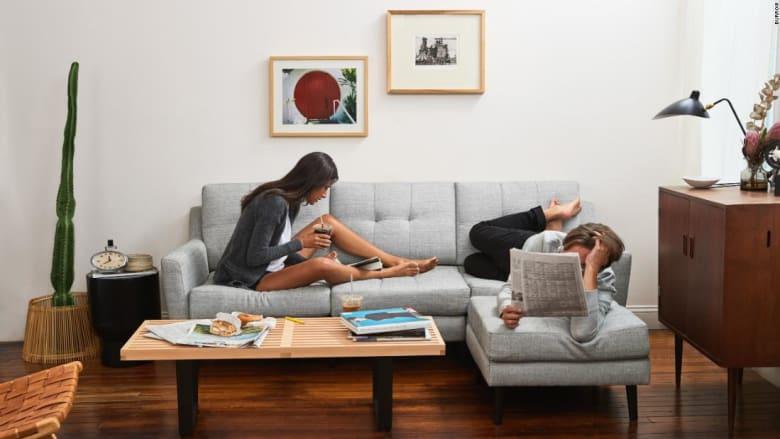 يمكنك تركيب هذه الأريكة بعشر دقائق فقط!