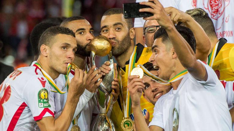 الوداد ينتزع لقب دوري أبطال أفريقيا من الأهلي ويتأهل لكأس العالم للأندية
