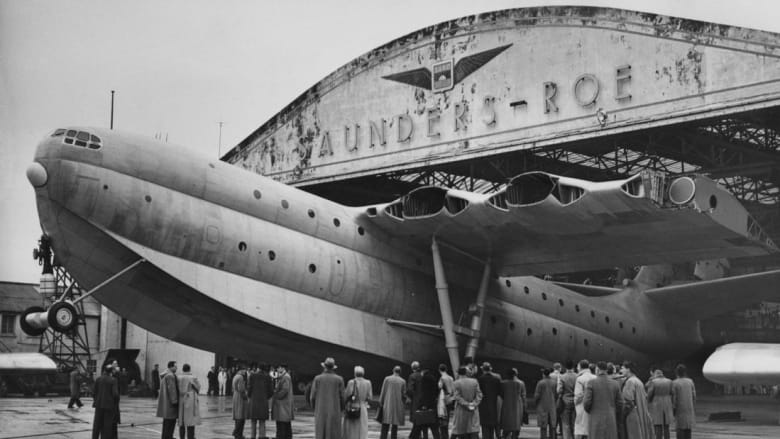 نماذج جريئة ومجنونة لطائرات لم تبصر النور