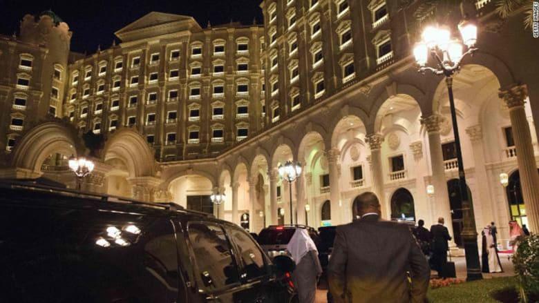 ريتز كارلتون في الرياض..فندق فاخر أو مركز احتجاز لأمراء سعوديين