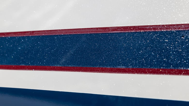 طائرة مطلية بمليارات البلورات من الألماس في دبي