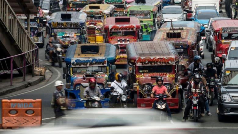 """تعرّف إلى """"ملك الطرقات"""" الفلبيني المهدد بالاختفاء"""