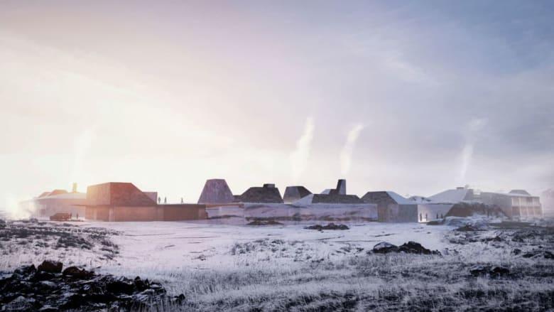 منتجع في أيسلندا يتيح لك المرور بخمس حالات عاطفية