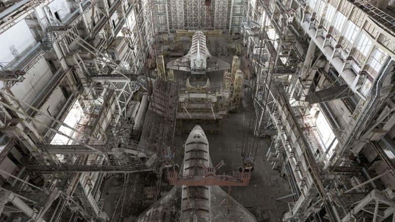 """مكوك فضاء """"عاصفة الثلج"""" السوفييتي..يختبئ هنا"""