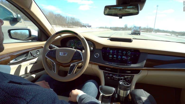 هذه أروع 8 ميزات لسيارات المستقبل