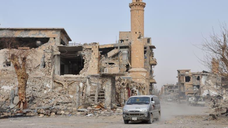 """وحدات الحماية الكردية: حررنا الريف الشرقي لدير الزور من """"داعش"""""""