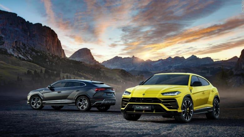 لامبورغيني أوروس: أسرع سيارة دفع رباعي في العالم