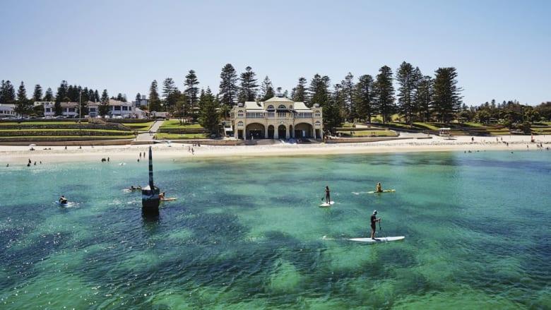 """بيرث..""""عاصمة"""" أستراليا الجديدة لمحبي السياحة"""