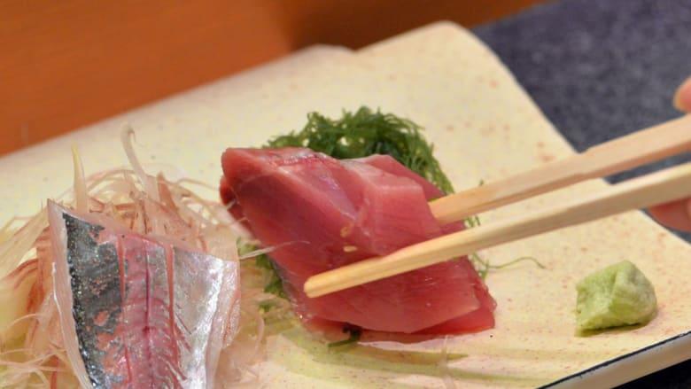 هل تحب السوشي؟ تعلم كيف تتناول السمك النيء باحتراف.. في جامعة مخصصة لذلك!