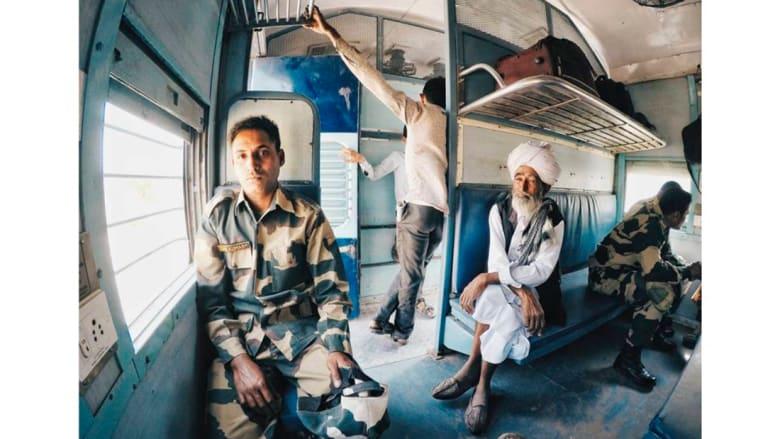 كيف تظهر الهند من نافذة القطار القديم؟