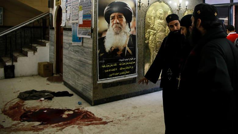 الداخلية المصرية تعلن هوية منفذ هجوم مارمينا: سبق أن نفذ 5 هجمات آخرهم أمس وضحاياه 27 قتيلا