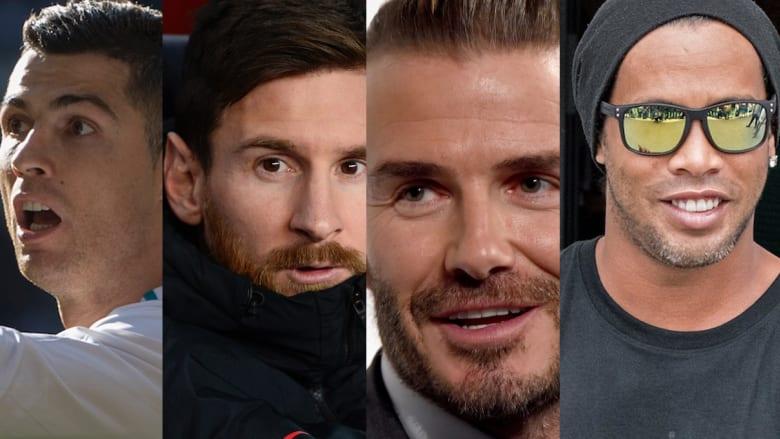 ماذا كان يعمل آباء هؤلاء النجوم الكبار في عالم كرة القدم