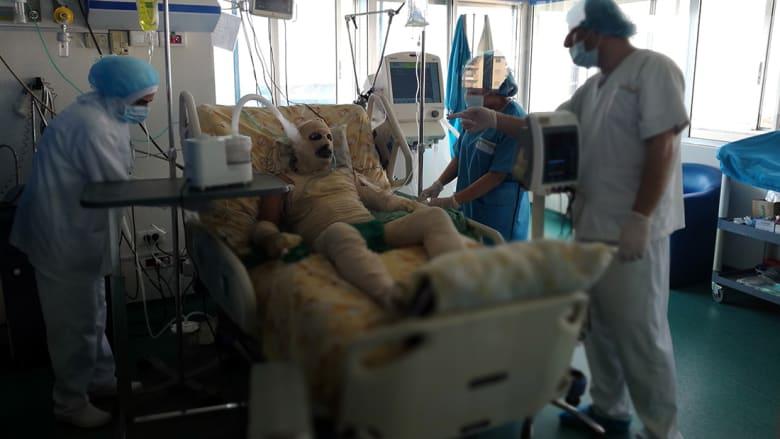 """لبنان: لاجئ سوري يحاول الانتحار حرقا.. والمرعبي ينتقد """"البخل المخزي"""" للمجتمع الدولي"""