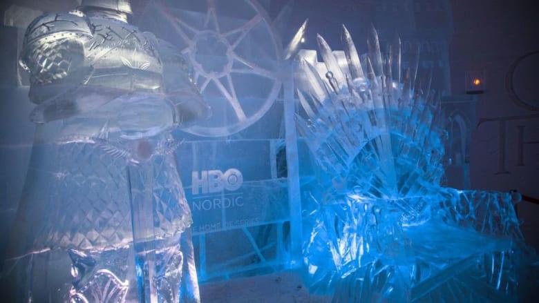 """افتتاح فندق جليدي مستوحى من مسلسل """"صراع العروش"""""""