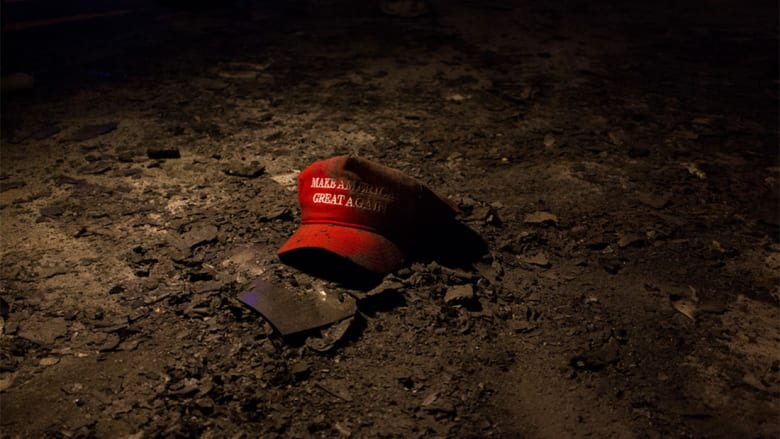 """بعد عام ترامب الأول.. العالم الفني يضرب بأعمال """"غاضبة"""""""