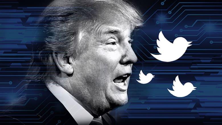 تويتر يكشف: حسابات روسية تعيد تغريدترامب نصف مليون مرة