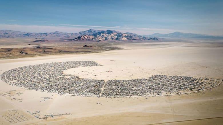 """هذه """"الصحراء"""" تعيش لأسبوع واحد فقط وتختفي"""